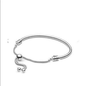 Pandora Sliding Bangle Bracelet,597953cz